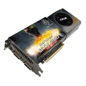 BFG GeForce GTX 280 OC2 1 Gb GDDR3 (PCI-E 2.0)