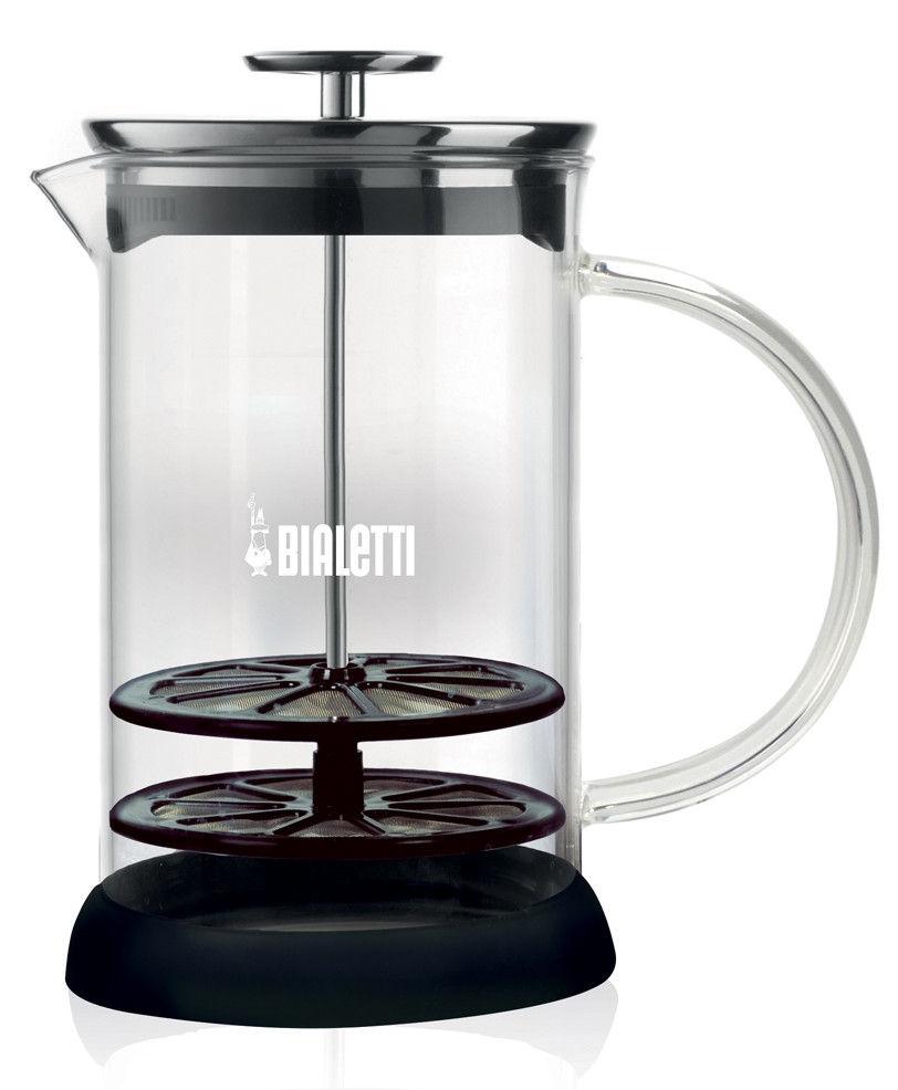 Bialetti Cappuccinatore in vetro 1Lt