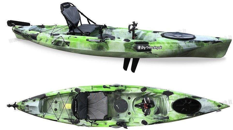 Big Mama Kayak Idrofin 370