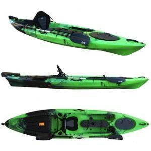 Big mama kayak prestige