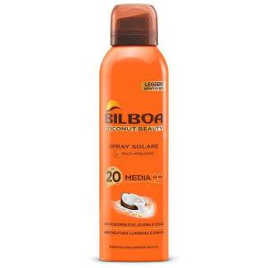 Bilboa Coconut Beauty spray solare SPF20