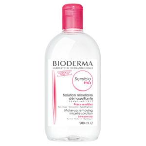 Bioderma Sensibio H2O Soluzione Micellare Struccante 500ml