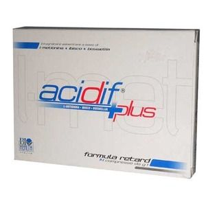 Biohealth Acidif Plus 14compresse