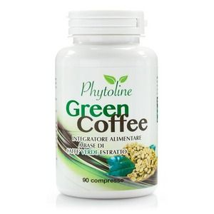 Bioline Green Coffee 90compresse