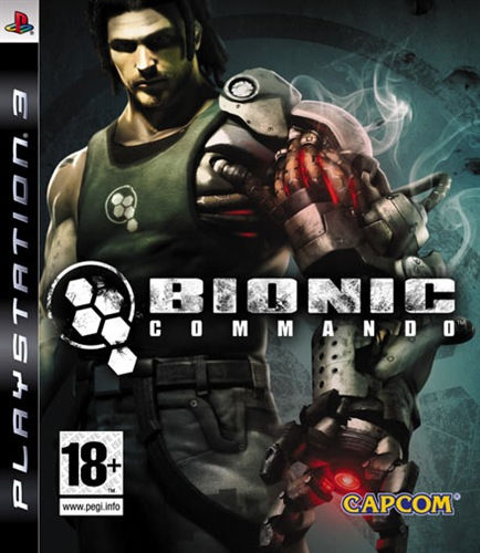 Capcom Bionic Commando