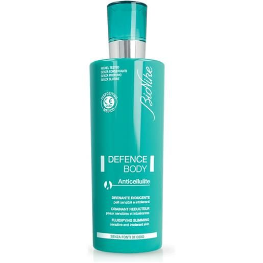BioNike Defence Body Anticellulite Gel 200ml