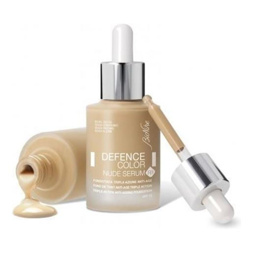 BioNike Defence Color Nude Serum R3 Fondotinta