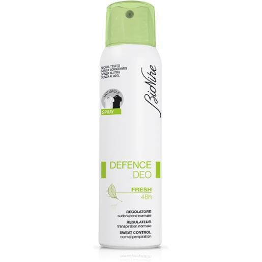 BioNike Defence Deo Fresh Deodorante Spray 150ml