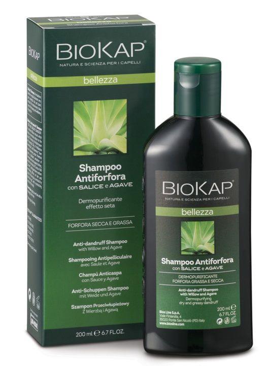 Bios line biokap antiforfora shampoo