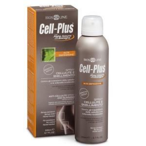 Bios Line Cell-Plus spray cellulite e snellimento