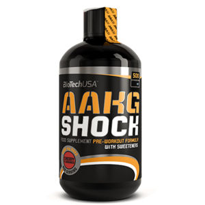 Biotech Usa AAKG Shock