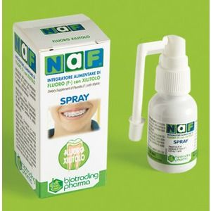 Biotrading Naf Spray 20ml