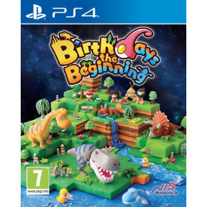 NIS America Birthdays the Beginning