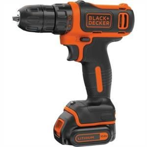 Black&Decker BDCDD12-QW
