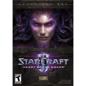 Blizzard StarCraft II: Heart of the Swarm