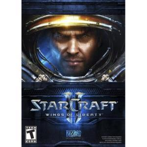 Blizzard StarCraft II: Wings of Liberty