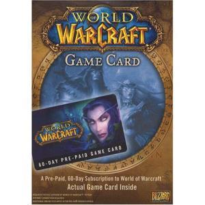 Blizzard World of Warcraft Carta prepagata