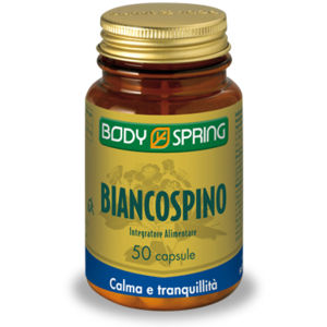 Body Spring Biancospino 50capsule