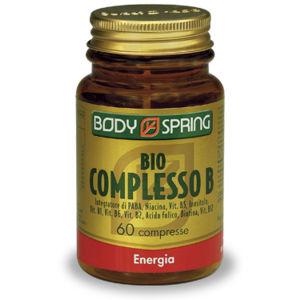 Body spring bio complesso b 60compresse