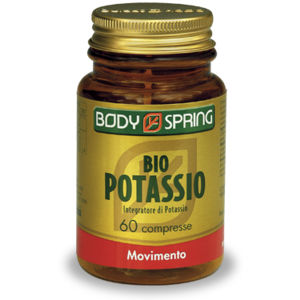 Body Spring Bio Potassio 60compresse