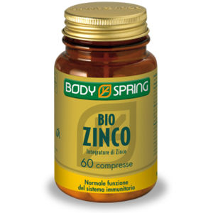 Body Spring Bio Zinco 60compresse