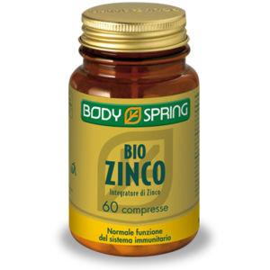 Body Spring Bio Zinco 60compresse