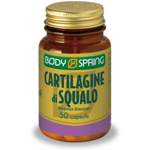 Body Spring Cartilagine di squalo