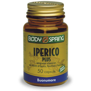 Body Spring Iperico Plus 50capsule