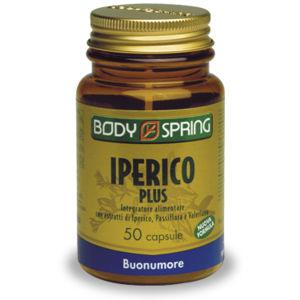 Body spring iperico plus 50capsule