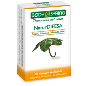 Body Spring NaturDifesa 30compresse