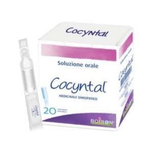Boiron Cocyntal Soluzione Orale 20flaconcini