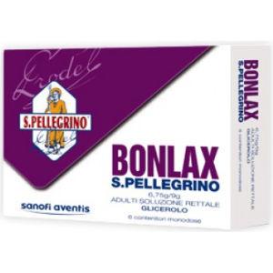 Sanofi Bonlax S.Pellegrino adulti 6 microclismi