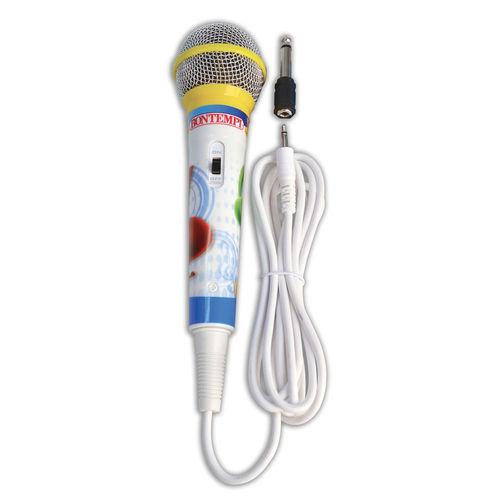 Bontempi Microfono unidirezionale