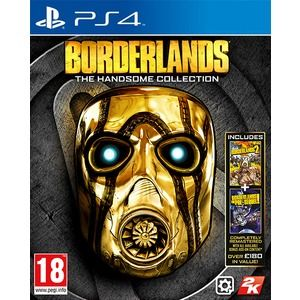 2K Borderlands: The Handsome Collection