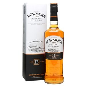 Bowmore Scotch 12 years old