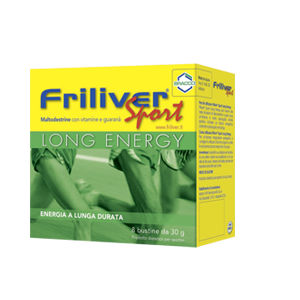 Bracco Friliver Sport Long Energy 8bustine