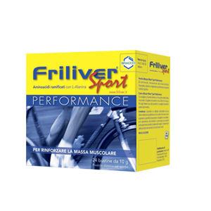 Bracco Friliver Sport Performance 24bustine