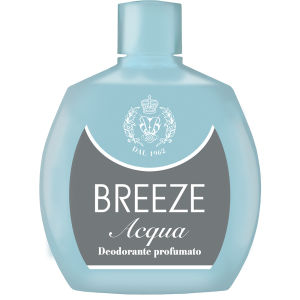Breeze Acqua Deodorante Squeeze 100ml