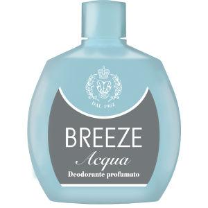 Breeze Acqua Deodorante Squeeze 100ml