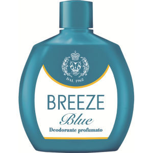 Breeze Blue Deodorante Squeeze 100ml