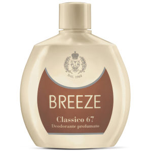 Breeze Classico 67 Deodorante Squeeze 100ml