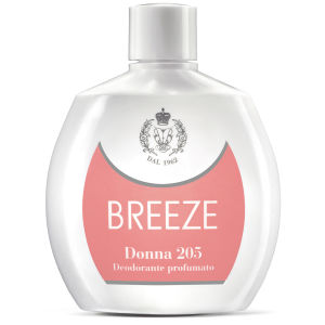 Breeze Donna 205 Deodorante Squeeze 100ml