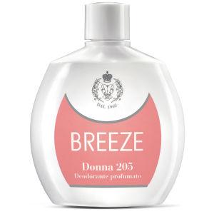 Breeze Donna 205 Deodorante Squeeze 100ml