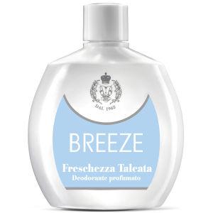 Breeze Freschezza Talcata Deodorante Squeeze 100ml