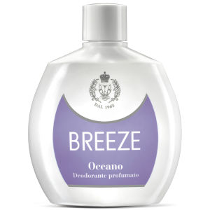 Breeze Oceano Deodorante Squeeze 100ml