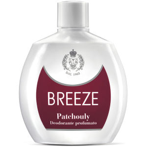 Breeze Patchouly Deodorante Squeeze 100ml