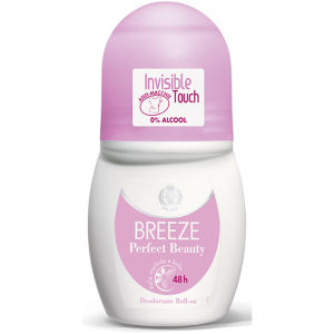 Breeze Perfect Beauty Deodorante Roll On 50ml