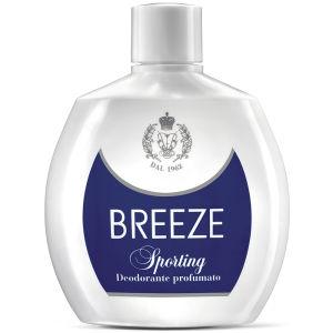 Breeze Sporting Deodorante Squeeze 100ml
