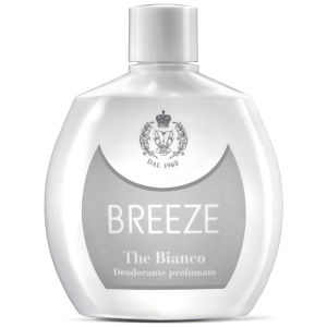 Breeze The Bianco Deodorante Squeeze 100ml