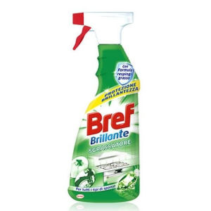 Bref Brillante Sgrassatore Spray